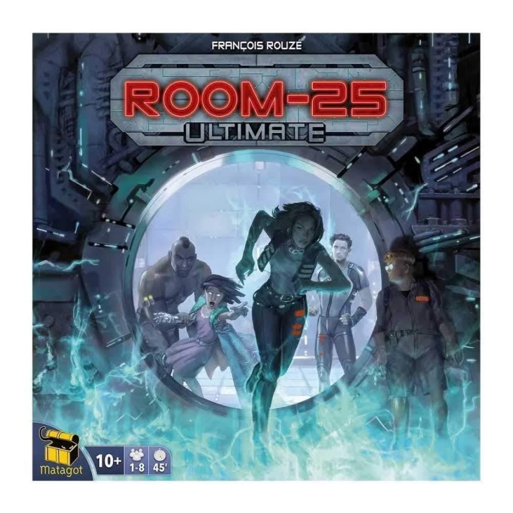 Surfin' Meeple Room 25 Ultimate Board Game