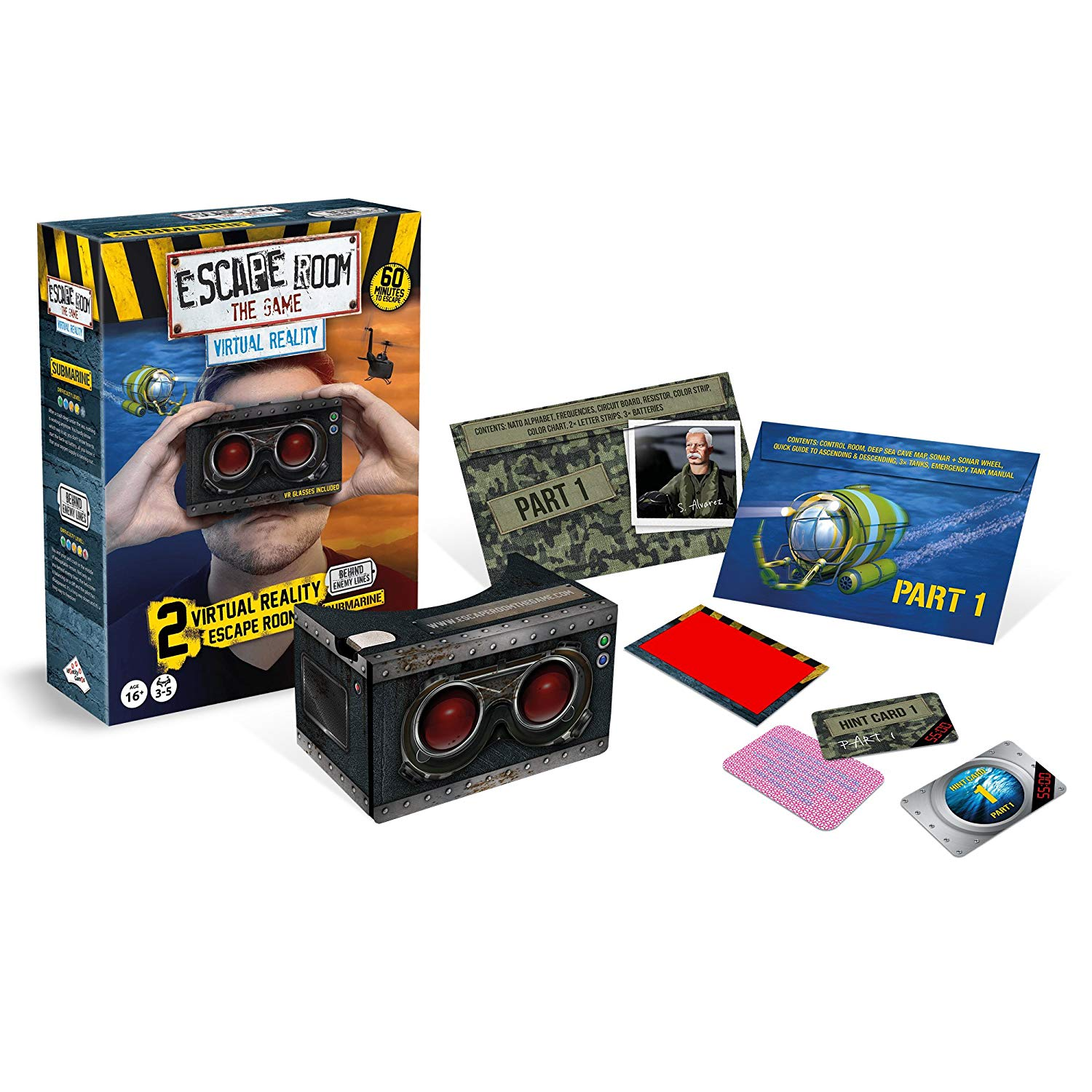 Identity Games Escape Room The Game: Virtual Reality Expansion Pack