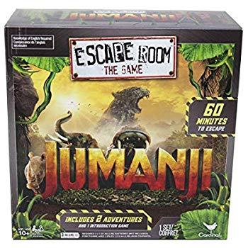 Jumanji Escape Room