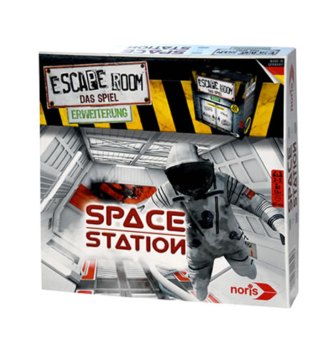Escape Room – The space station